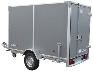 Lider Box Trailer