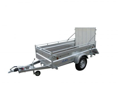 Lider Robust 34392 general purpose braked single axle trailer