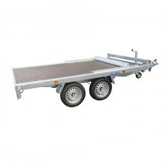 34622 GVWR 1500Kg Bed Dimension 306 x 170 cm