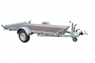40385 Braked GVWR 1300Kg Bed Dimensions 304 x 161 x 10