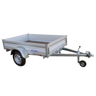 Aluminium Trailers GW 750Kg Bed Size 201 x 133 x 32