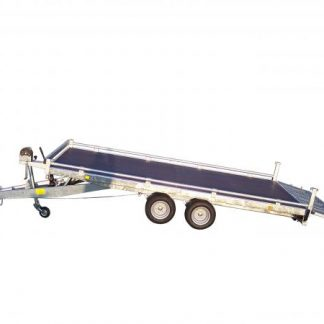 Lider 32650 Flatbed Trailer