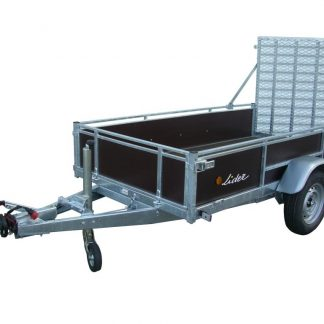 Lider Wooden Sided Trailer 39460 Optional Accessories