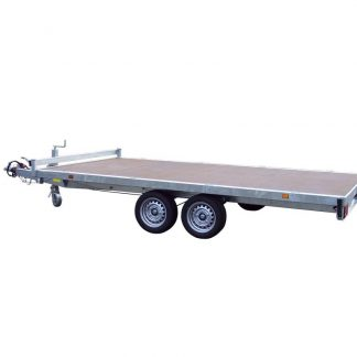 Lider 32680 Flatbed trailer