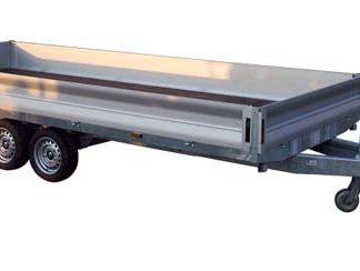 5M Aluminium Sides