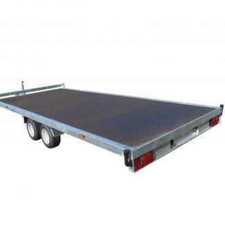 Lider 32670 Flatbed trailer