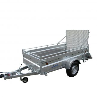 34392 Braked GW 1300Kg Bed Size 253 x 134 x 50