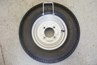 Spare Wheel And Carrier