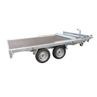 Lider 34622 Flatbed trailer
