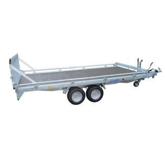 Lider 34622 Flatbed trailer Optional Accessories