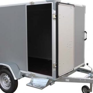 Lider Box Van Trailers Optional Accessories