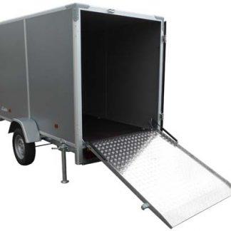 Box Van Ramp Tailgate