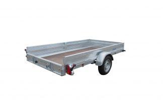 4M Aluminium Sides