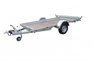 40380 Braked GVWR 1000Kg Bed Dimensions 304 x 161 x10