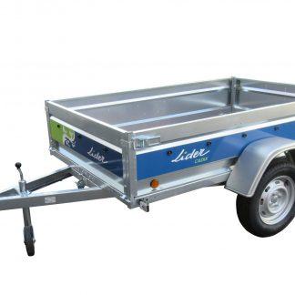 Cadix GW 750Kg Bed Size 205 x 132 x 39