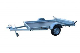 40360 GVWR 750Kg Bed Dimensions 254 x 161 x 10