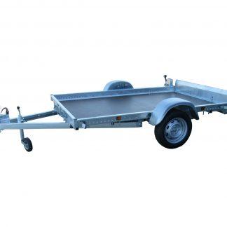 39360 GVWR 750Kg Bed Dimensions 254 x 161 x 10