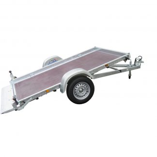Plateau Tilt Bed Trailer 39360