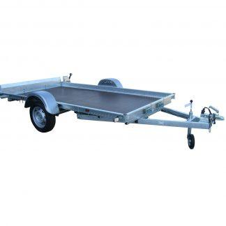 39370 GVWR 750Kg Bed Dimensions 304 x 161 x 10