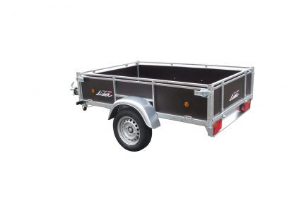 Lider wood sided 39440, is a single-axle
