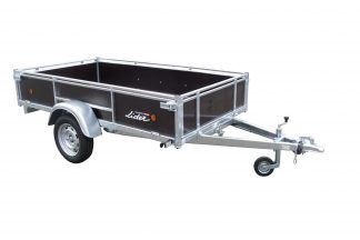 Wooden Sided Trailers