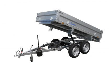 Lider Tipping Trailer