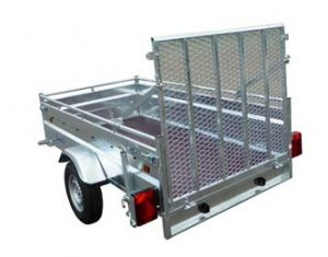 Robust Ramp/Tailgate