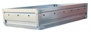 Lider trailer extension sides