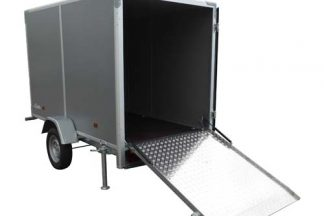 Lider Box Van Trailers Optional Accessories