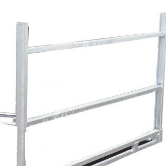 Lider trailer ladder carrier