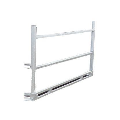 Lider robust trailer Ladder Rack