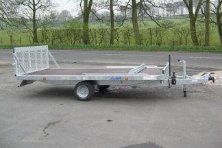 Lider 12 x 6 Tilt Bed Car/Multi Transporter Trailer – Lawnmowers/Micro cars/Trikes
