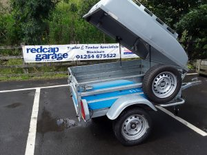 used Lider camping trailer for sale