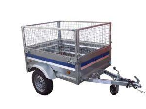 camping trailer mesh sides