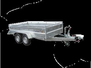 Robust trailer 38398