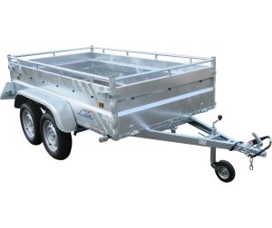 Lider 39394 robust trailer