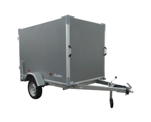 39920-Box Van trailer
