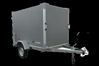 Lider Box Van Trailers