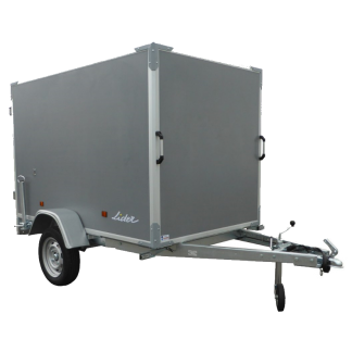 Lider Box Van Trailers