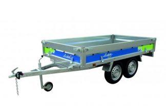 Tolede 39550 GW 750Kg Bed Size 253 x 147 x 30