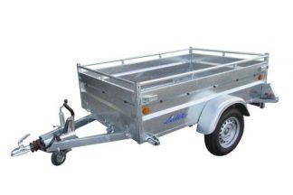 41390 Braked GW 750Kg Bed Size 200 x 134 x 50