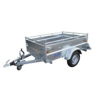 32390 Braked GW 750Kg Bed Size 200 x 134 x 50