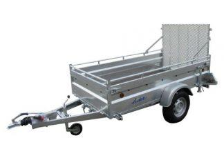 34392 Braked GW 1300Kg Bed Size 253 x 134 x 50