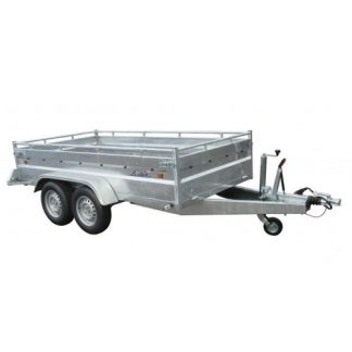 38398 Braked GW 2500Kg Bed Size 300 x 150 x 50