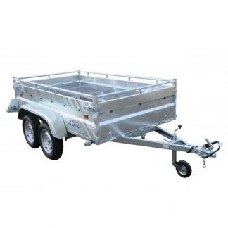 39394 GW 750Kg Bed Size 253 x 134 x 50
