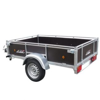 Lider Wooden sided Trailer 39440
