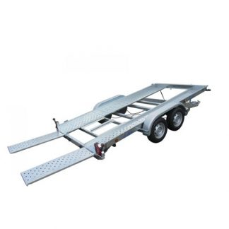 39760 Braked GVWR 2500Kg Bed Dimensions 394 x 190 x 14
